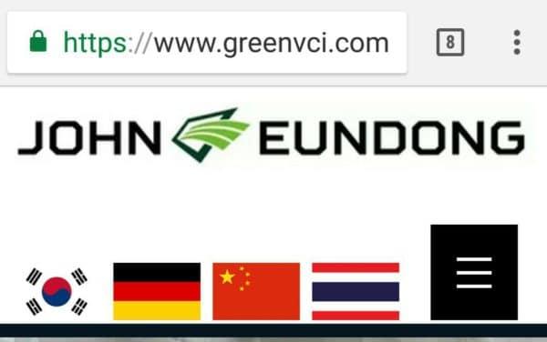 John&Eundong official website