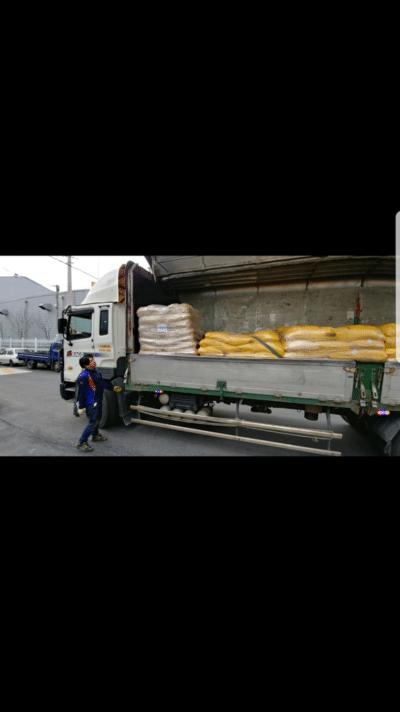 เม็ดพลาสติกกันสนิมนำเข้าจากเกาหลี