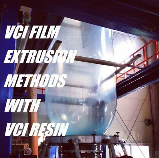 เม็ดพลาสติกกันสนิม(VCi Resin)