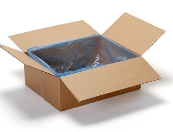 ถุงพลาสติกกันสนิมสำหรับรองก้นกล่อง