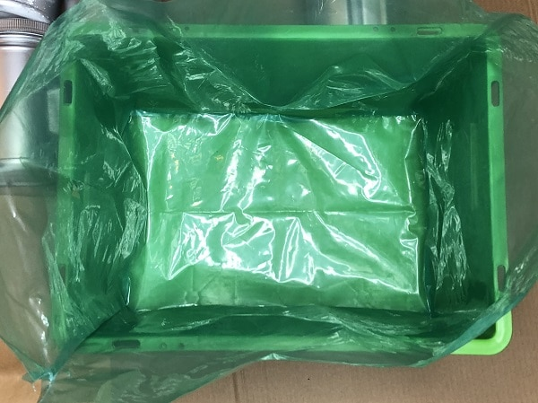 VCI Box liner Bag&VCI Paper for Partition Packing