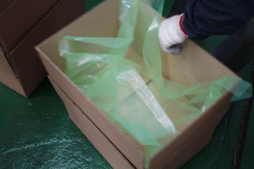 Advantages of VCI Plastic